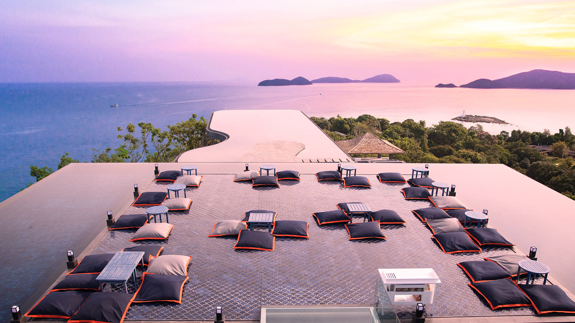 Sri Panwa: The World´s hotel with the best views